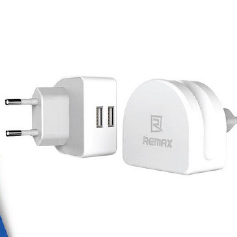 Củ Sạc Remax 2 Cổng USB RM-T7188 4