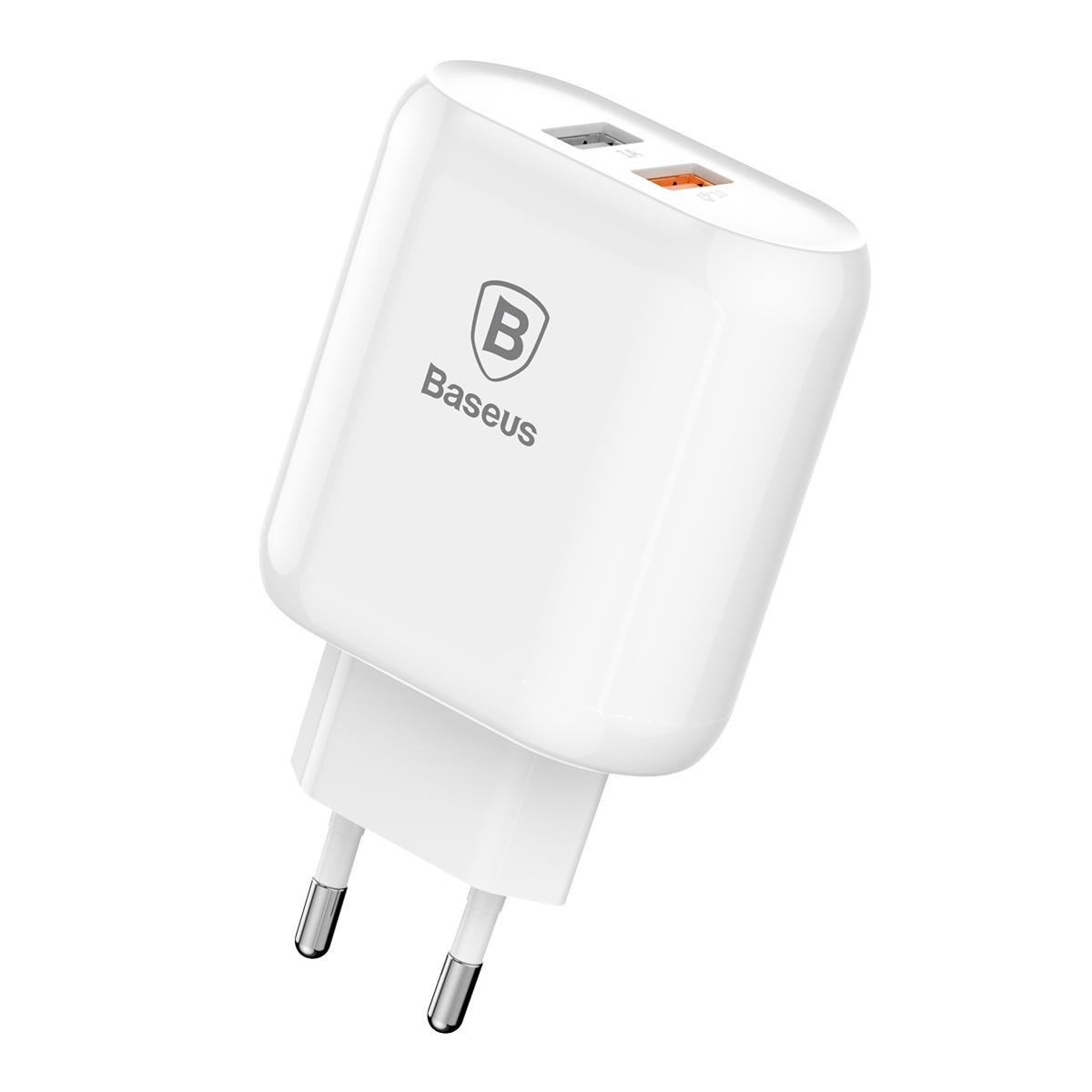 Cốc sạc nhanh Baseus Bojure Series Dual-USB 23W 1