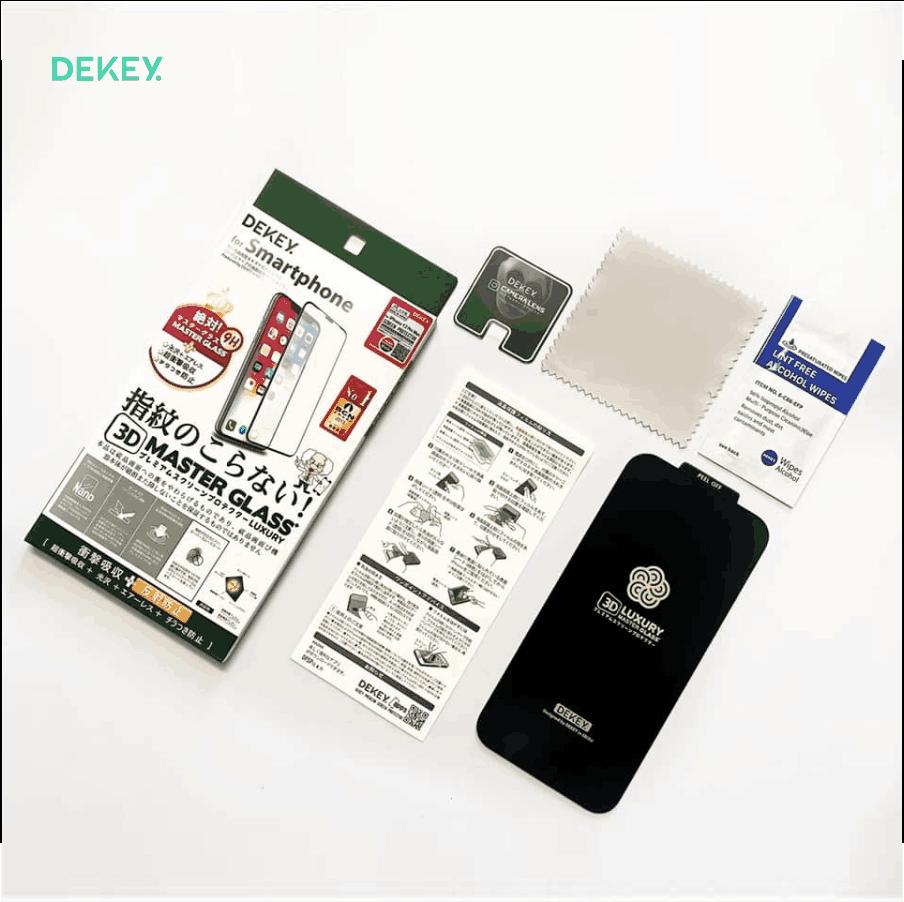 Dekey 3D Master Glass Luxury iPhone  6 / 6S 6