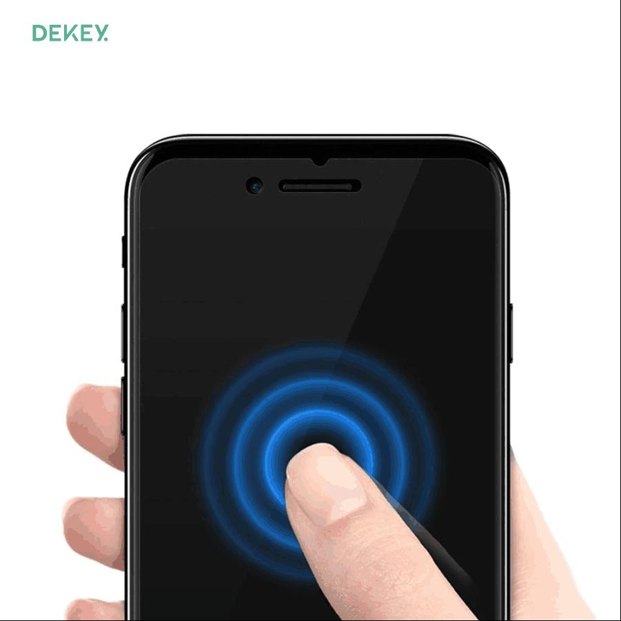 Dekey 3D Master Glass Luxury iPhone  6 / 6S 5