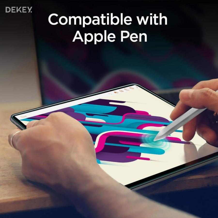 Dekey Master Glass Premium iPad 10.9 inch 3
